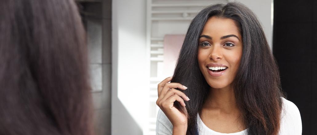 lissage cheveux crepu